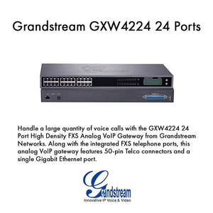 Grandstream GS-GXW4224 24 Port FXS Gateway