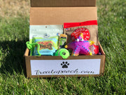 12 Month Dog Box - $29 a Month (1st months box is packed FULL for new subscribers!)