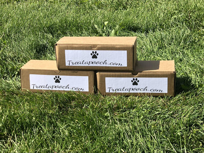 3 Month Dog Box - $35 a Month ( 1st months box is packed FULL for new subscribers)