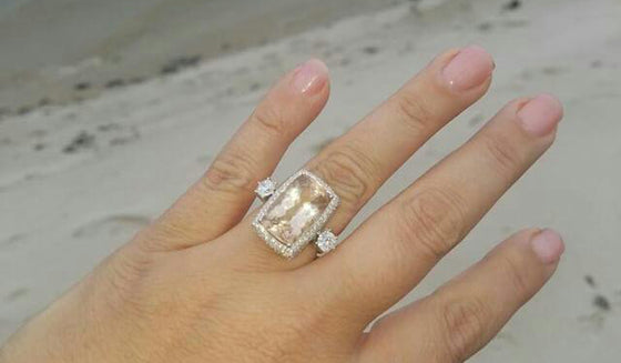 Engagement Rings With History: Fede, Gimmel, Diamond, Poesie