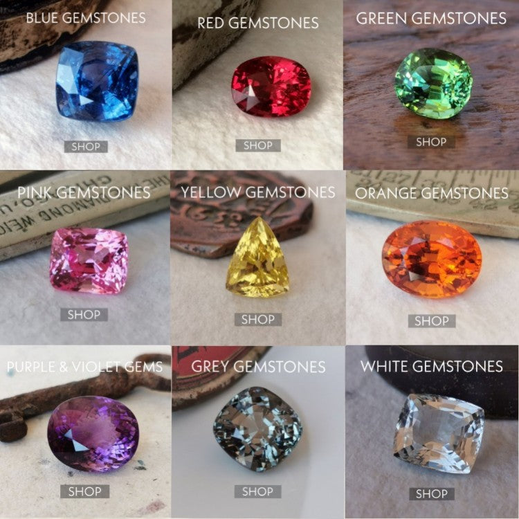 Gemstones By Color