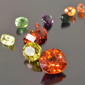 Loose Garnet Gemstones for sale