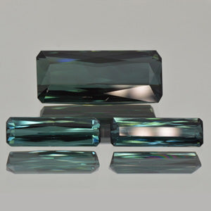 Blue Tourmaline Gemstones for sale