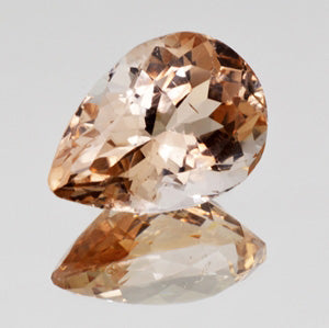 Orange and Brown Topaz Gemstones for sale