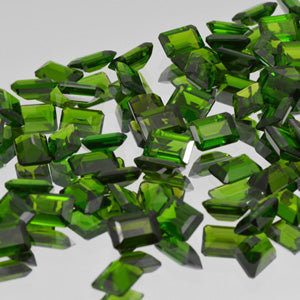 Chrome Diopside Gemstones for sale
