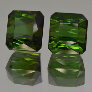 Green Tourmaline Gemstones for sale