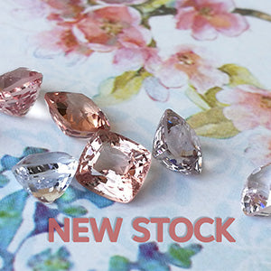 New Stock, our new gemstones for sale.