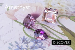 Amethyst Gemstones for sale