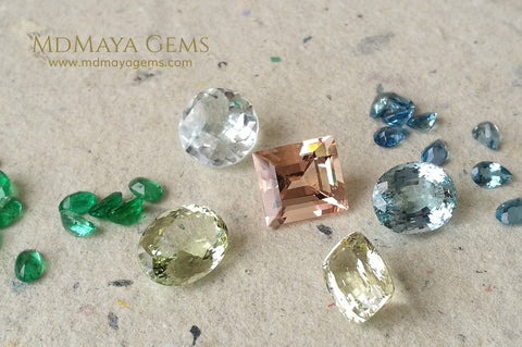 Beryl Group MdMaya Gems