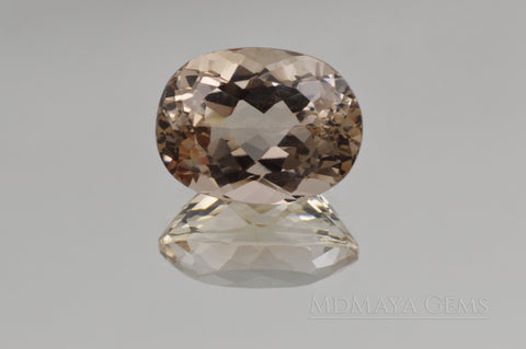 Brown Topaz 22.35 ct
