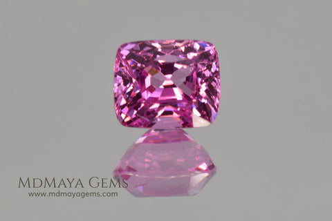 Pink Burmese Spinel 1.08 ct at MdMaya Gems