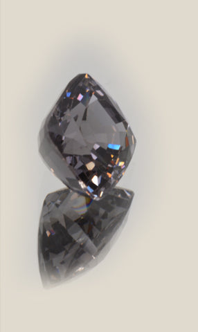 grey spinel gemstone