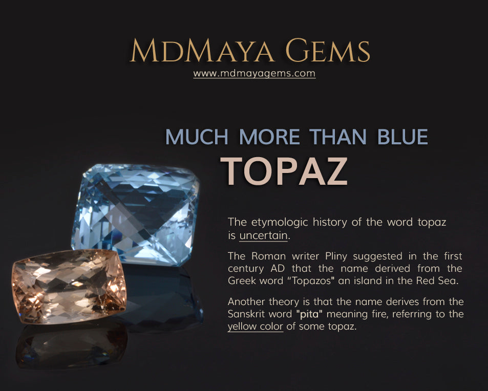 Information about Topaz