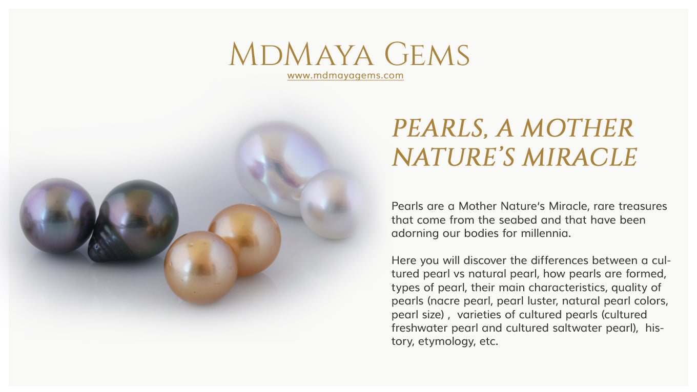 Pearls Information