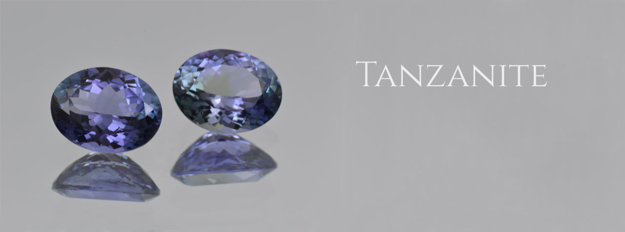Tanzanite - December Birthstone