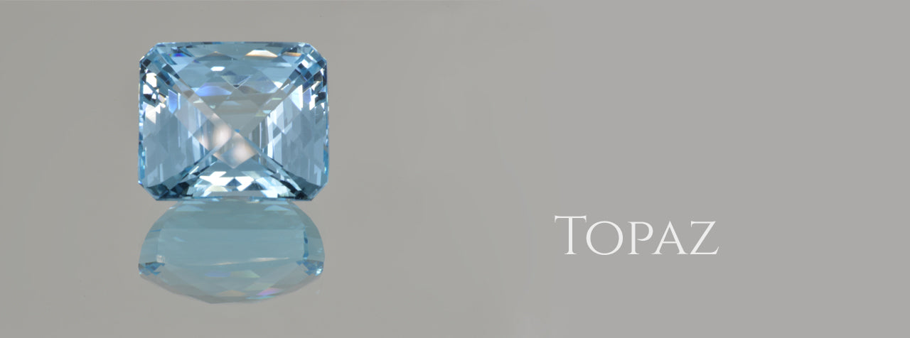 November Birthstone - Topaz