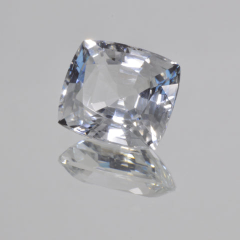 White Topaz Cushion Cut 11.13 carat