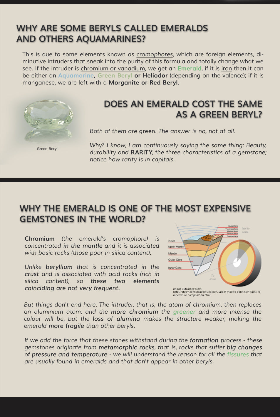 Discover why emeralds are so expensive