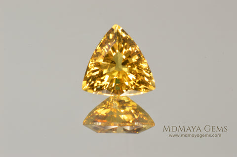 Yellow Tourmaline 1.35 ct