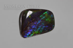 Multicolour Ammolite Stone 15.05 ct. from Canada