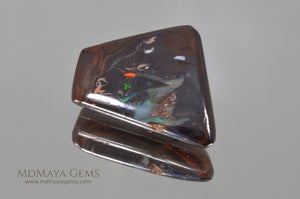 Boulder Opal 11.09 ct from Australia