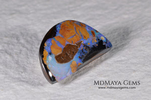 Beautiful Boulder Opal 12.78 ct from Australia