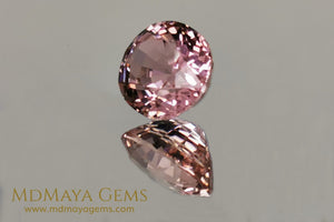 Lovely pink tourmaline 3.89 ct