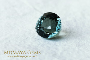 Impressive Grey Tourmaline 7.48 ct for sale MdMaya Gems