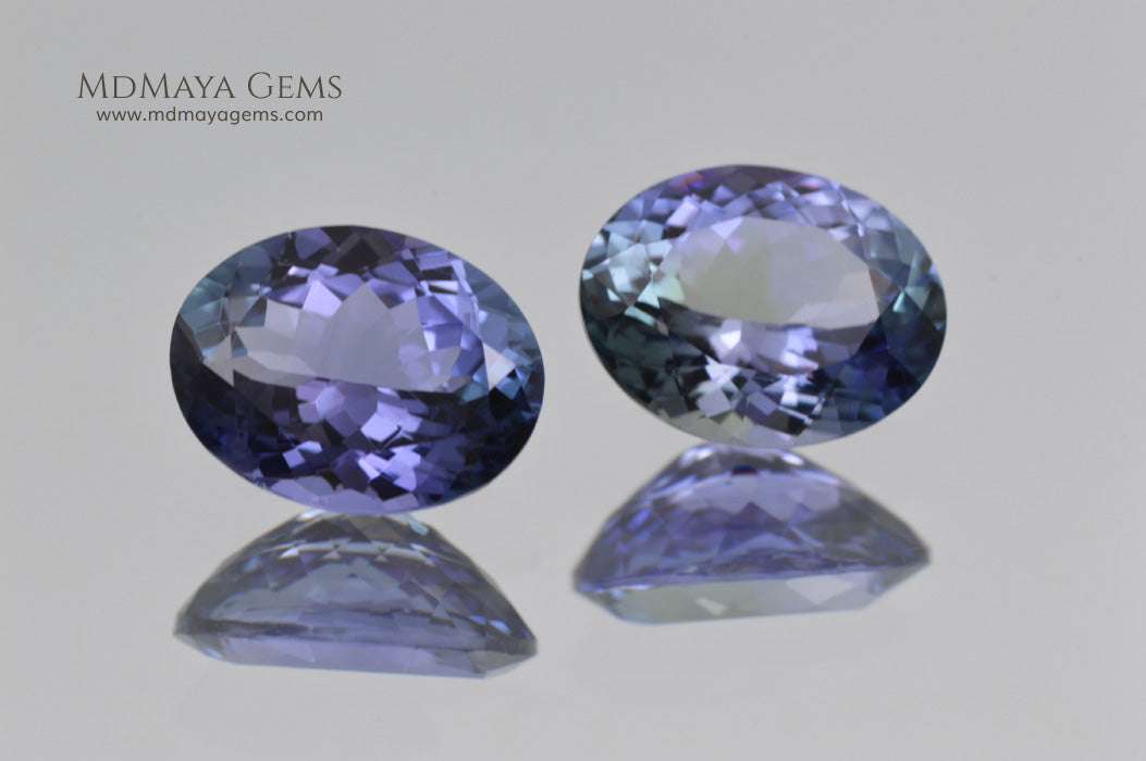 itm cushion loose about violetish gemstone is loading tanzanite egl image blue cut certified details jewellery
