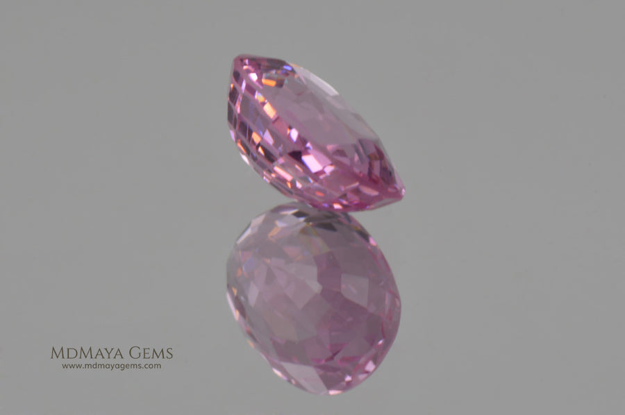 Pink Burma Spinel Oval Cut 1.71 ct