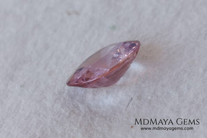 Candy Pink Mogok Spinel. Brilliant Luster. Oval cut. 4.17ct. This gem has a window but it's a great spinel and extremely brilliant! This gem has an incredible price 150 USD per carat. Don't miss it!