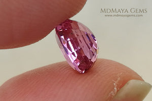 Unique Rich Purplish Red Burmese Spinel 1.60