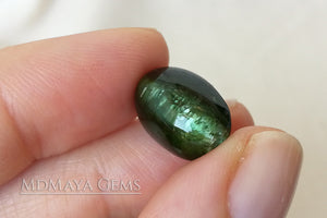 Rare Cat's Eye Tourmaline 10.44 ct.