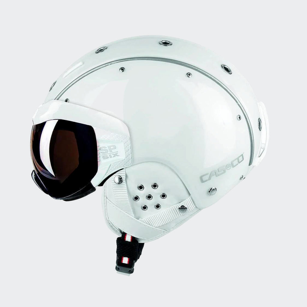 SP-6 Visor White Vautron