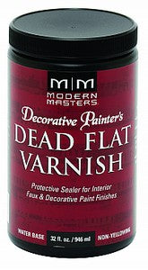 Dead Flat Varnish
