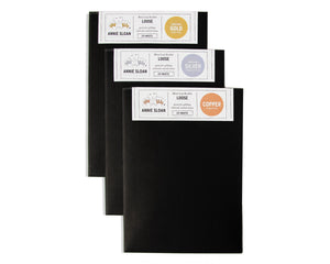 Loose Metal Leaf Booklets