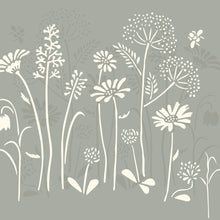 Load image into Gallery viewer, Stencils by Annie Sloan - Meadow Flowers