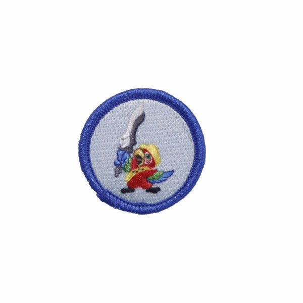 Chicken Scout Merit Patch - Shardblade Safety