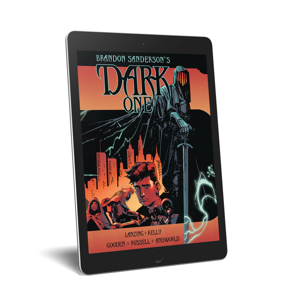 Dark One, Volume 1, Graphic Novel eBook