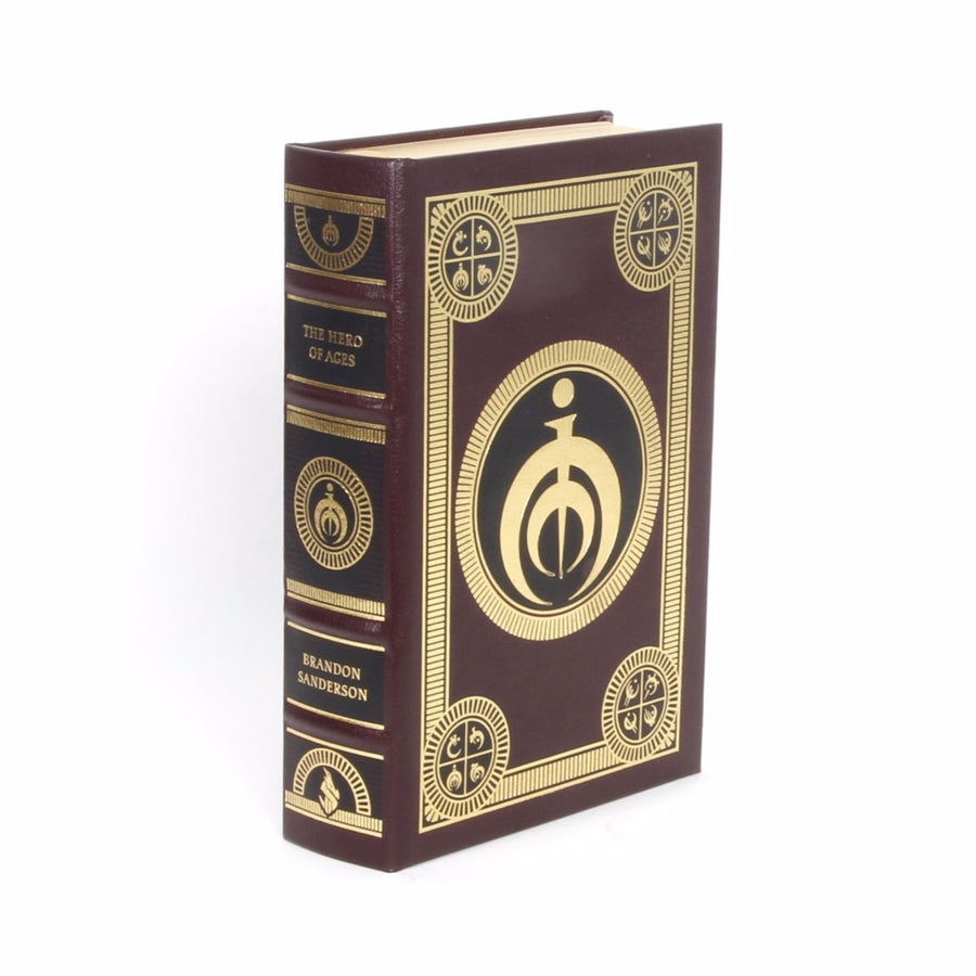 The Hero of Ages Leatherbound Book