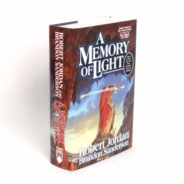 A Memory of Light Hardcover