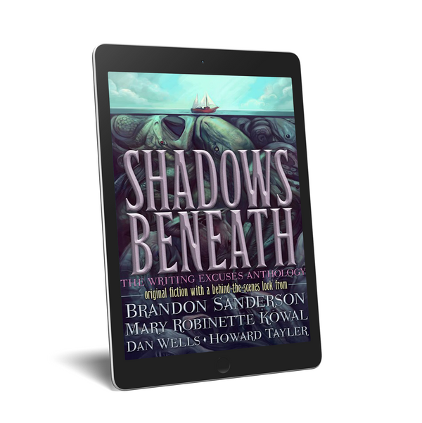 Shadows Beneath eBook