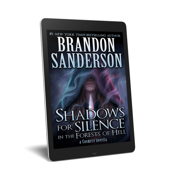 Shadows for Silence in the Forests of Hell eBook
