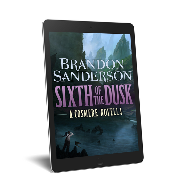 Sixth of the Dusk eBook