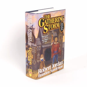 The Gathering Storm Hardcover