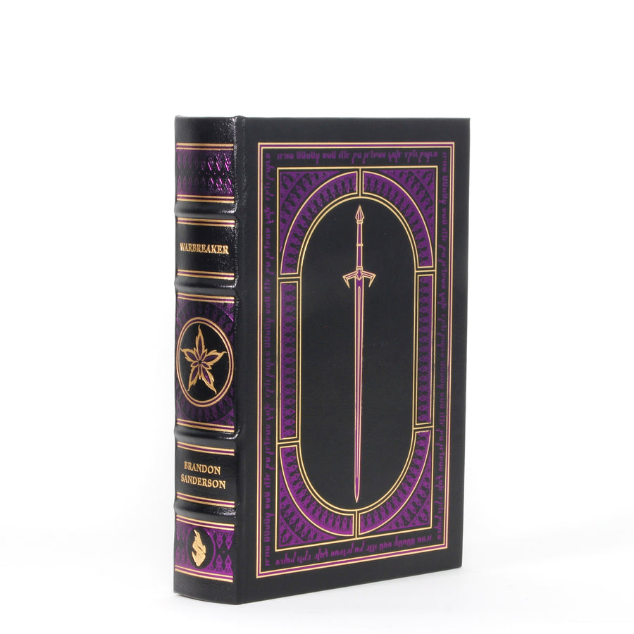 Warbreaker Leatherbound Book
