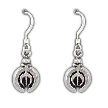 Allomantic Symbol Earrings