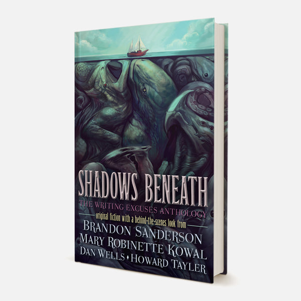 Shadows Beneath Hardcover