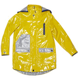 Boys Field Jacket<br>Yellow Patent