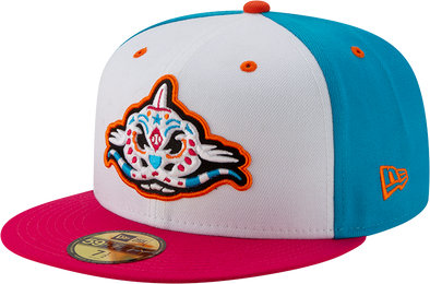 Carolina Mudcats Pescados 2020 New Era On-Field Cap